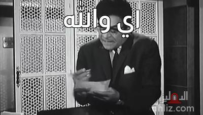ميم من فيلم مراتي مدير عام - اي والله