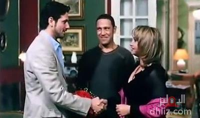 ميم من فيلم حب البنات -