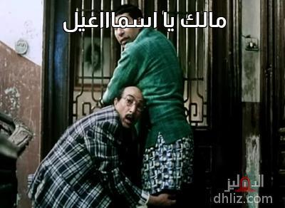 ميم من فيلم غبي منه فيه - مالك يا اسماااعيل